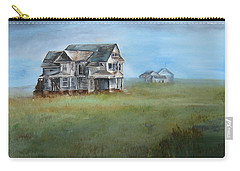 Abandoned Redman - Hirahara House  Carry-all Pouch