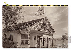 Carry-all Pouch featuring the photograph Abandoned by Robert Bales