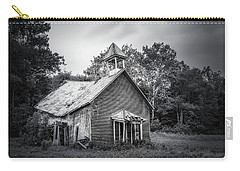 Abandoned Schoolhouse Carry-all Pouch