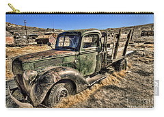 Abandoned Truck Carry-all Pouch