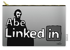 Abe Linkedin Carry-all Pouch