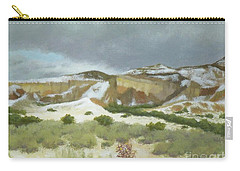 Abiquiu In Winter Carry-all Pouch