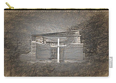 Abiquiu Nm Church Ruin Carry-all Pouch
