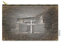 Abiquiu Nm Church Ruin Carry-all Pouch