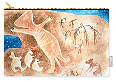 Aboriginal  Carry-all Pouch