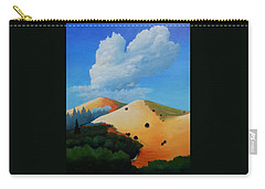 About Clouds Carry-all Pouch