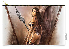 About Elves And Steel  Carry-all Pouch