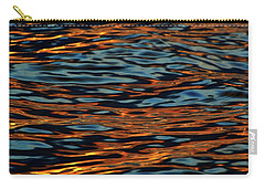 Above And Below The Waves  Carry-all Pouch
