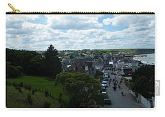 Above Arromanches-les-bains Carry-all Pouch