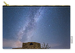 Above The Cuba Carry-all Pouch by Giuseppe Torre