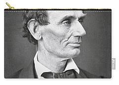 Abraham Lincoln Carry-All Pouches