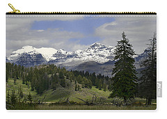Absaroka Mts Wyoming Carry-all Pouch
