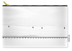 Carry-all Pouch featuring the photograph Absolut  by Jorge Maia