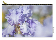 Absolute Treasure 1. The Beauty Of Irises Carry-all Pouch