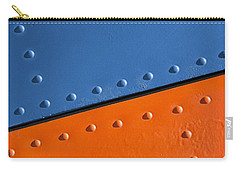 Absolutely Riveting Carry-all Pouch by Paul Wear