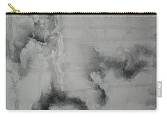 Carry-all Pouch featuring the painting Abstract #03 by Raymond Doward