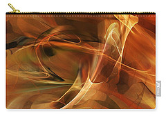 Abstract 060812a Carry-all Pouch by David Lane