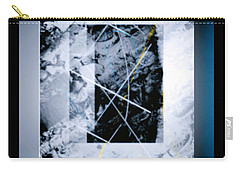 Abstract 1001-2016 Carry-all Pouch by John Krakora