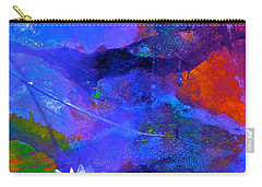 Abstract 112 Carry-all Pouch by Pamela Cooper
