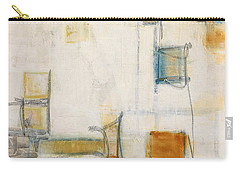 Abstract 1207 Carry-all Pouch by Gallery Messina