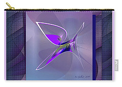 Abstract 2053 Carry-all Pouch by Iris Gelbart