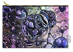 Cancer Killing Microbe Carry-all Pouch