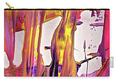 Carry-all Pouch featuring the painting Abstract 6527 by Stephanie Moore