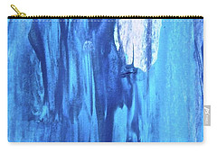 Carry-all Pouch featuring the photograph Abstract 6565 by Stephanie Moore