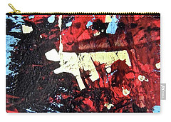 Carry-all Pouch featuring the photograph Abstract 6567 by Stephanie Moore
