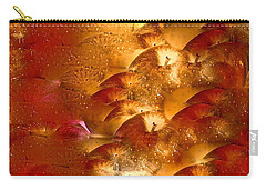 Abstract 70 Carry-all Pouch by Pamela Cooper