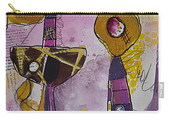 Abstract 86 Carry-all Pouch