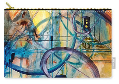 Abstract Appeal Carry-all Pouch