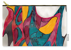 Abstract Art 101 Carry-all Pouch