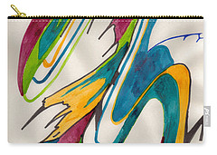 Abstract Art 103 Carry-all Pouch