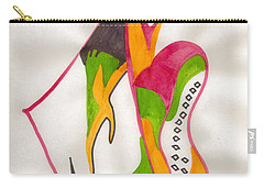 Abstract Art 104 Carry-all Pouch
