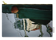 Abstract Boat Reflection II Carry-all Pouch