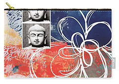 Abstract Buddha Carry-all Pouch