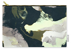 Abstract Camo Carry-all Pouch