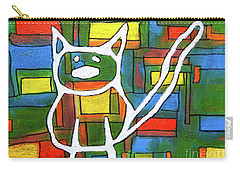 Abstract Cat II Carry-all Pouch by Gerhardt Isringhaus