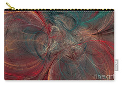 Abstract Chaotica 10 Carry-all Pouch