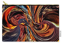 Abstract Delight Carry-all Pouch