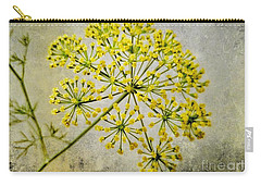 Attractive Dill Blossom  Carry-all Pouch