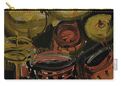 Abstract Drums Carry-all Pouch