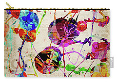 Abstract Expressionism 2 Carry-all Pouch