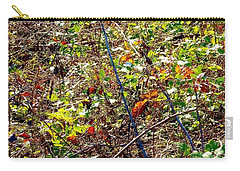 Abstract Fall Thicket Carry-all Pouch
