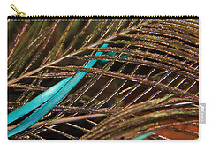 Abstract Feather  Carry-all Pouch
