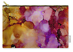 Abstract Floral #22 Carry-all Pouch