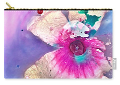 Abstract Flower 1 Carry-all Pouch