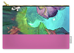 Abstract Flower 3 Carry-all Pouch