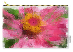 Abstract Flower Expressions Carry-all Pouch